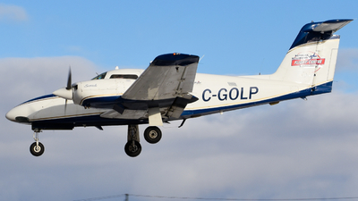 C-GOLP - Piper PA-44-180 Seminole - Waterloo Wellington Flight Centre