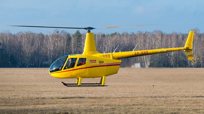 SP-GHS - Robinson R66 Turbine - Private