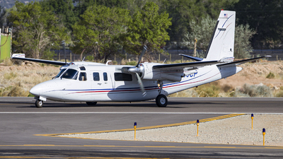 A picture of N690CP - Rockwell 690B - [11451] - © David Lee