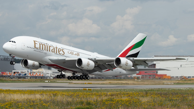 F-WWAJ - Airbus A380-842 - Airbus Industrie