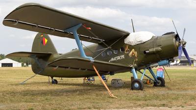 D-FUKM - Antonov An-2 - Private