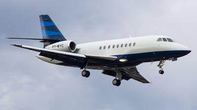 PT-WYC - Dassault Falcon 2000 - Private