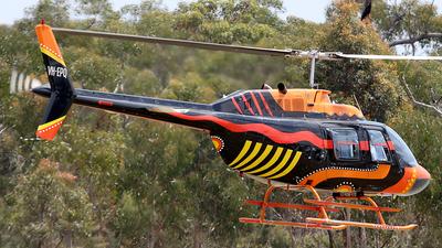 VH-EPQ - Bell 206B JetRanger II - Private