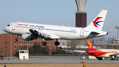 B-6370 - Airbus A320-214 - China Eastern Airlines