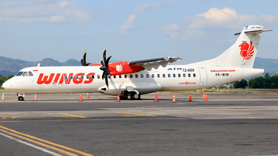 PK-WHW - ATR 72-212A(600) - Wings Air