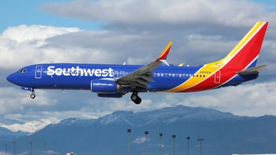 N8526W - Boeing 737-8H4 - Southwest Airlines