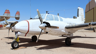 56-3701 - Beechcraft L-23F Seminole - United States - US Army