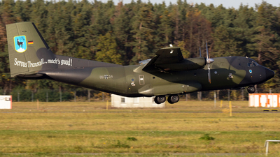 50-64 - Transall C-160D - Germany - Air Force