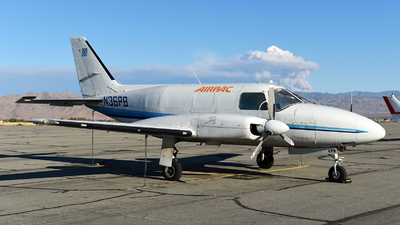 A picture of N36PB - Piper PA31350 - Airpac Airlines - © Rocky Wang