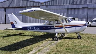 OK-CHR - Reims-Cessna F172N Skyhawk - Aero Club - Chrudim