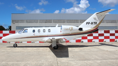 A picture of PPWTR - Cessna 525 CitationJet CJ1 - [5250364] - © Sergio Mendes