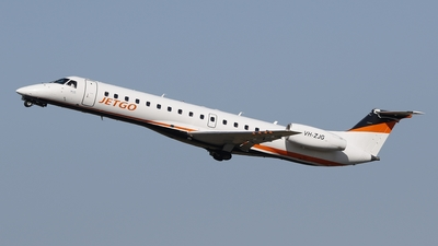 VH-ZJG - Embraer ERJ-140LR - JetGo Australia