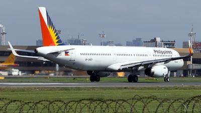 RP-C9927 - Airbus A321-231 - Philippine Airlines