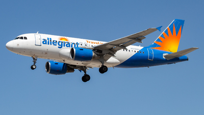 A picture of N310NV - Airbus A319112 - Allegiant Air - © John Marzo