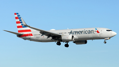 A picture of N816NN - Boeing 737823 - American Airlines - © Alexander Portas