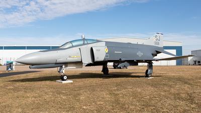 74-0658 - McDonnell Douglas F-4E Phantom II - United States - US Air Force (USAF)