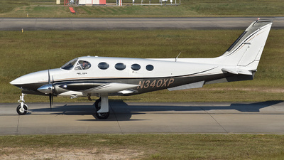 N340XP - Cessna 340A - Private