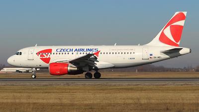 OK-MEL - Airbus A319-112 - CSA Czech Airlines