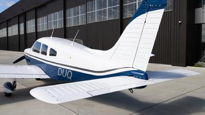 ZK-DUQ - Piper PA-28-180 Archer - Kaikoura Aeroclub