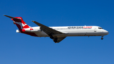 VH-NXR - Boeing 717-2BL - QantasLink (Cobham Aviation Services Australia)