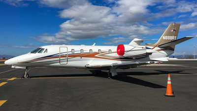 A picture of N888RT - Cessna 560XLS Citation Excel + - [5606033] - © Alexander Calderon Angulo