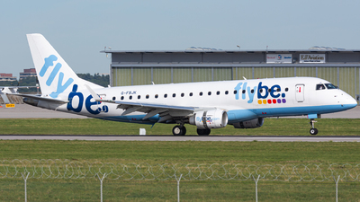 G-FBJK - Embraer 170-200STD - Flybe