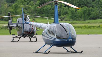 C-FLAD - Robinson R44 Raven - Private