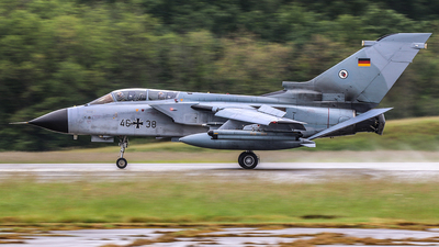 46-38 - Panavia Tornado ECR - Germany - Air Force