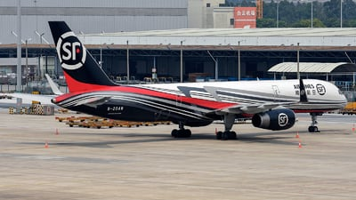 B-20AW - Boeing 757-236(PCF) - SF Airlines