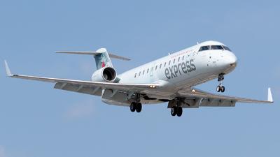 C-GZJA - Bombardier CRJ-200ER - Air Canada Express (Air Georgian)