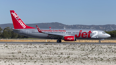 A picture of GDRTN - Boeing 73786N - Jet2 - © Edgar Baptista