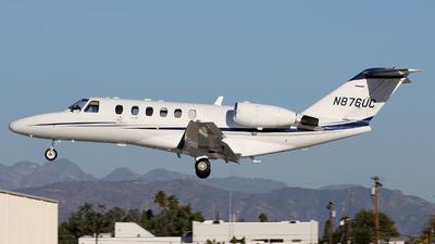 N876UC - Cessna 525A CitationJet 2 - Private