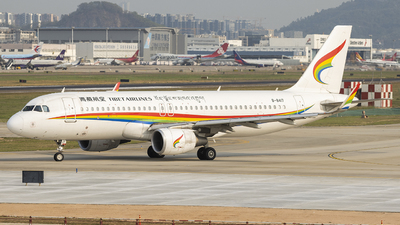 B-8417 - Airbus A320-214 - Tibet Airlines