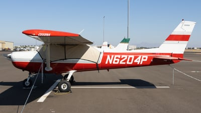 N6204P - Cessna 152 - Private