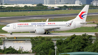 B-1908 - Boeing 737-89P - China Eastern Airlines