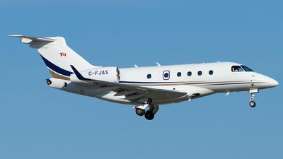 C-FJAS - Embraer EMB-545 Legacy 450  - Private