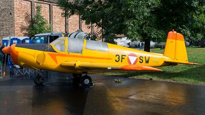 3F-SW - Saab 91B Safir - Austria - Air Force