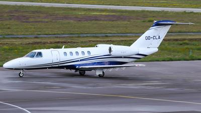 OO-CLA - Cessna 525 Citation CJ4 - Abelag Aviation
