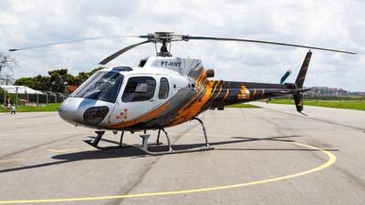PT-HNT - Helibrás HB-350B Esquilo - Private