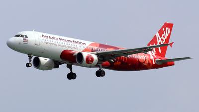 9M-AQI - Airbus A320-216 - AirAsia