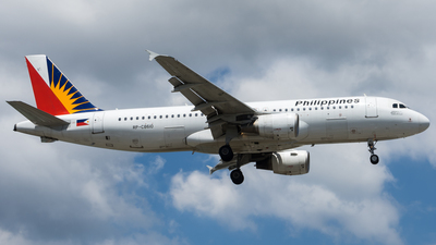 A picture of RPC8610 - Airbus A320214 - Philippine Airlines - © Nek Aberia