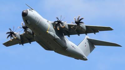 ZM416 - Airbus A400M Atlas C.1 - United Kingdom - Royal Air Force (RAF)