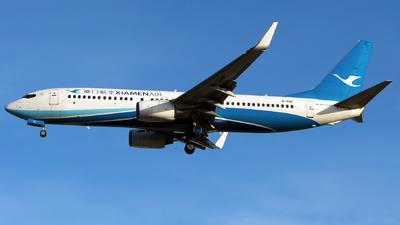 B-5161 - Boeing 737-85C - Xiamen Airlines
