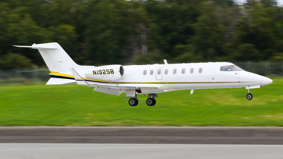 N1925B - Bombardier Learjet 45 - Guardian Flight