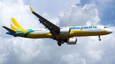 RP-C4119 - Airbus A321-271NX - Cebu Pacific Air