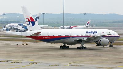 A picture of 9MMRQ - Boeing 7772H6(ER) - [28422] - © Tony Kao