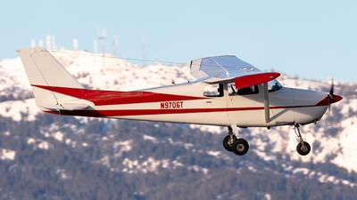 A picture of N9706T - Cessna 172A Skyhawk - [47506] - © CJMoeser