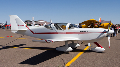 N280DC - Glasair Aviation SII-S FT - Private