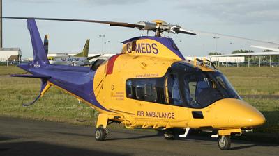 G-MEDS - Agusta A109E Power - Sloane Helicopters