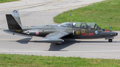 F-AZSX - Fouga CM-170 Magister - Private
